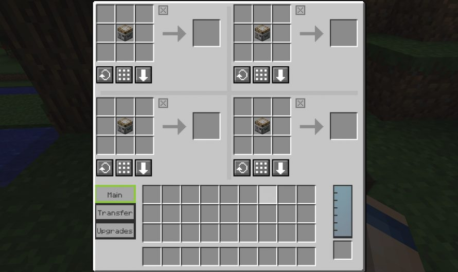 Crafting Tweaks 1.14.4