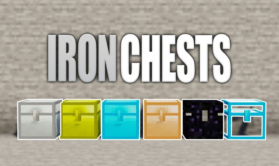 Iron Chests 1.16.3