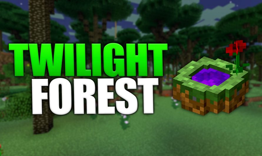 Twilight Forest 1.12.2