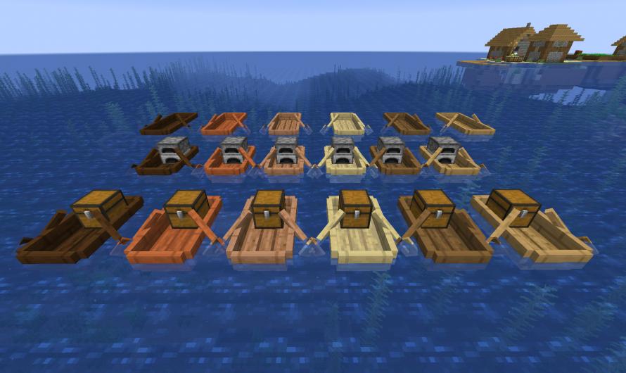 Extra Boats 1.14.4