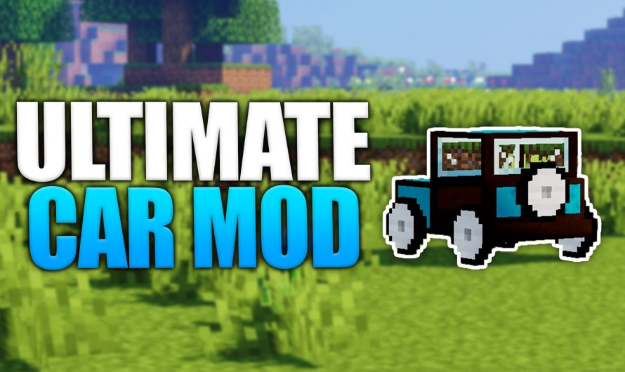 Ultimate Car Mod 1.15.1