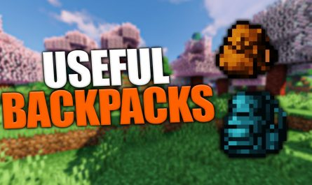 Useful Backpacks