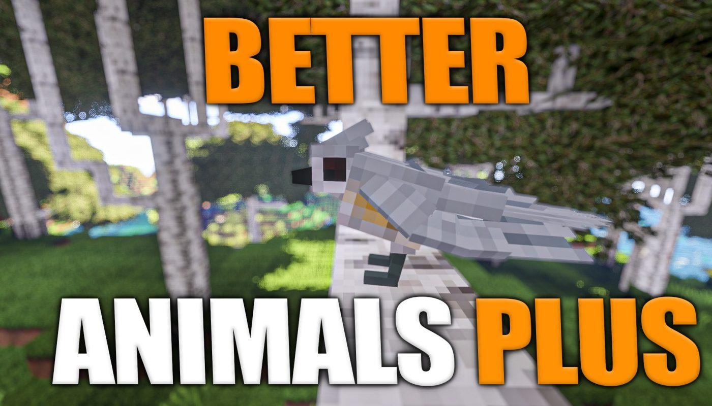 Better Animals Plus