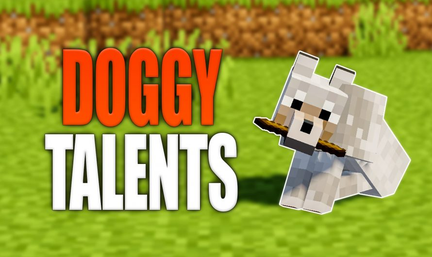Doggy Talents 1.16.3