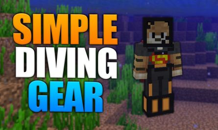 Simple Diving Gear