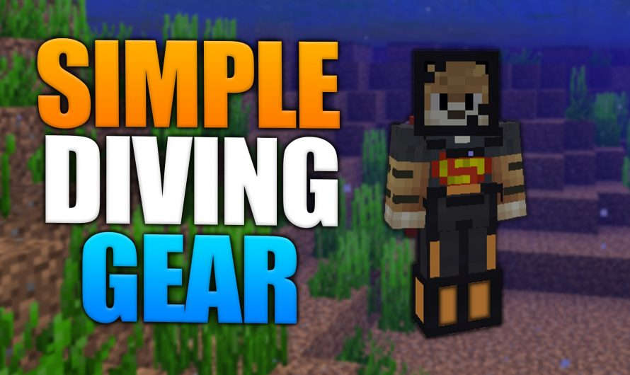 Simple Diving Gear 1.16.1