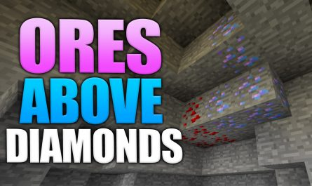 Ores Above Diamonds