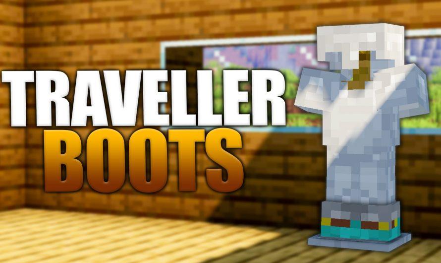 Traveller Boots 1.16.1