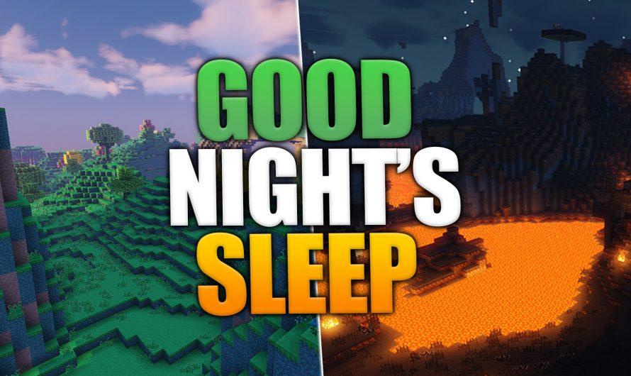 Good Night's Sleep 1.16.4