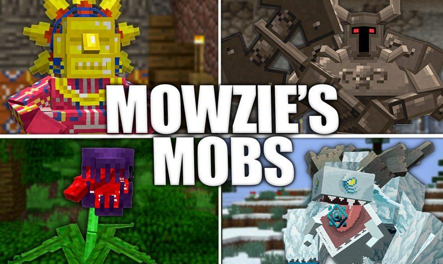Mowzie's Mobs 1.15.2