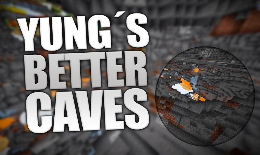 YUNG's Better Caves 1.16.3