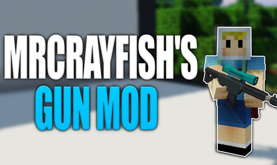 MrCrayfish's Gun Mod 1.12.2