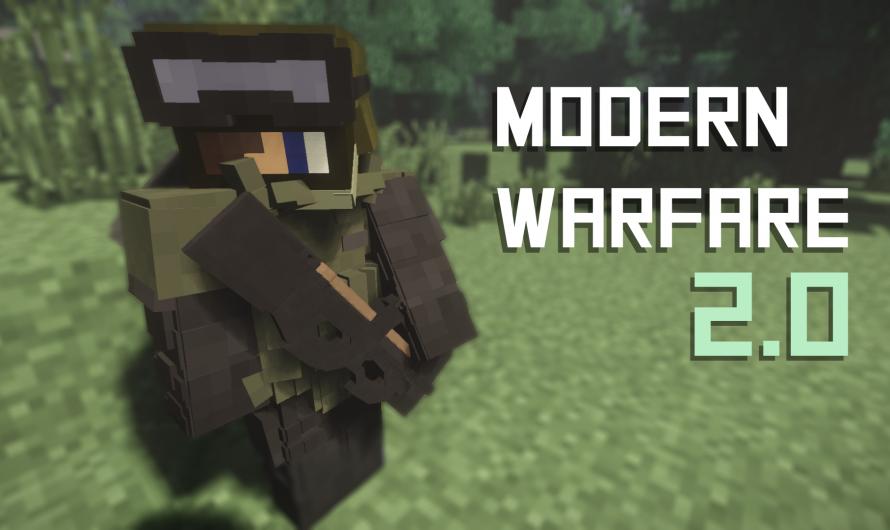 Vic's Modern Warfare Mod 1.12.2