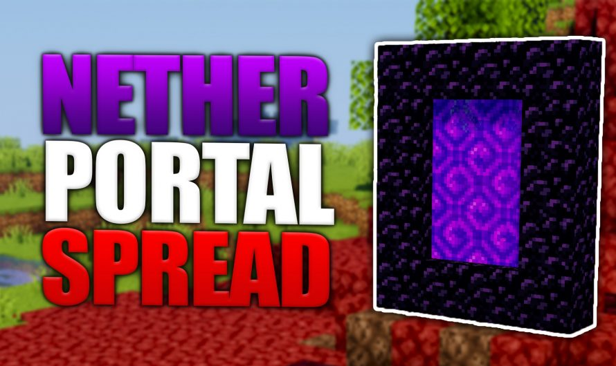 Nether Portal Spread 1.16.1