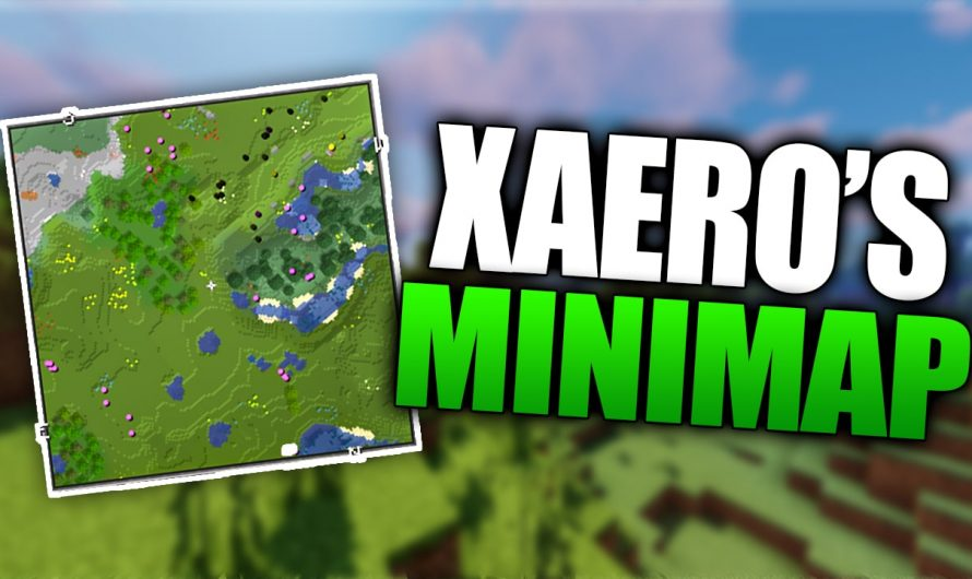Xaero's Minimap Mod 1.12 y 1.12.2