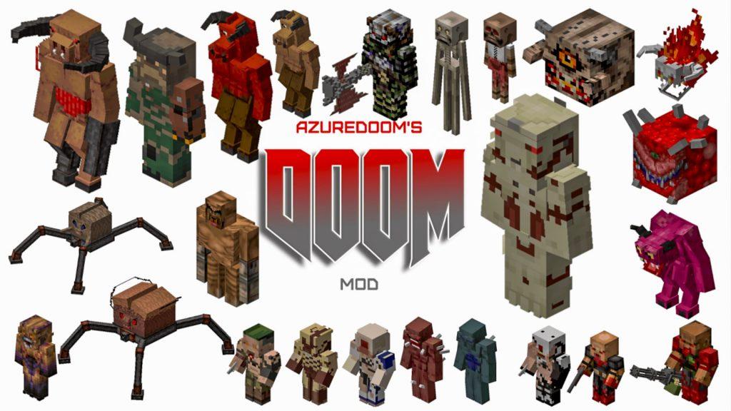 AzureDoom's Doom Mod