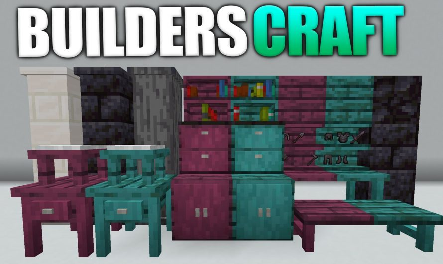 Builders Crafts & Additions 1.16.2