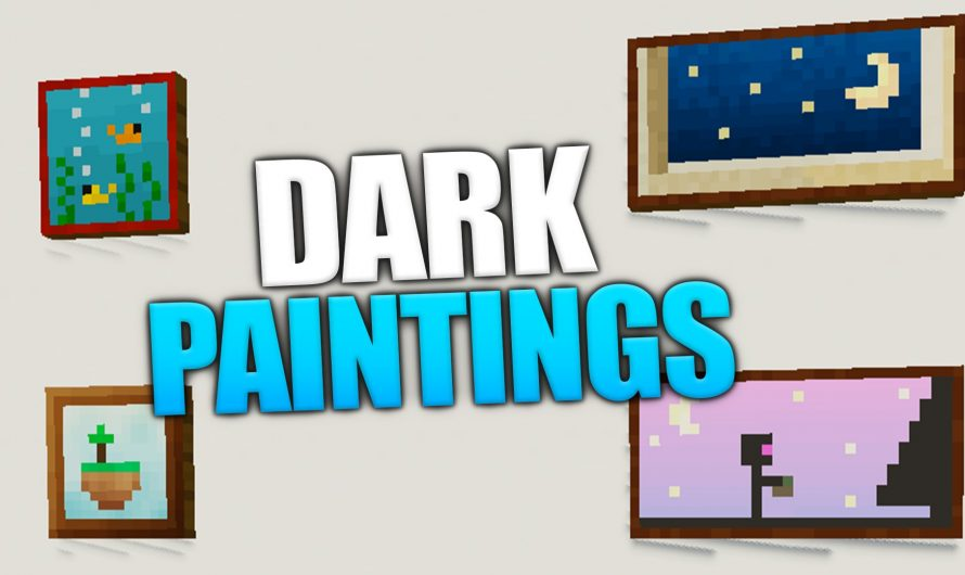 Dark Paintings 1.16.3