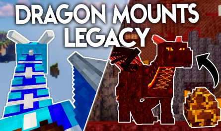 Dragons Mounts Legacy