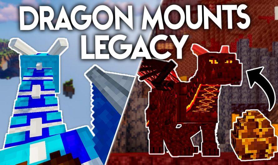 Dragon Mounts: Legacy 1.16.3