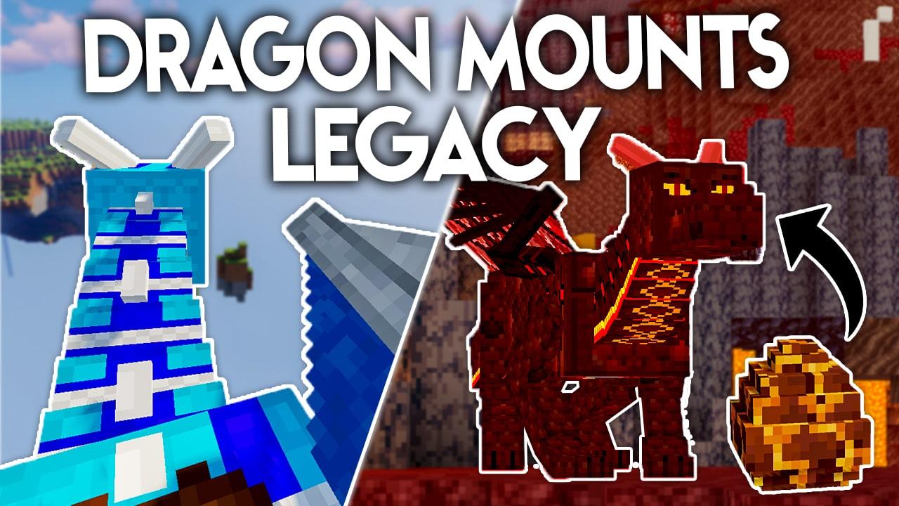 Dragons Mounts Legacy