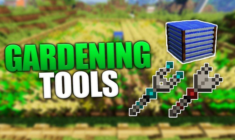 Gardening Tools 1.16.2