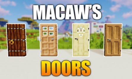 Macaw's Doors