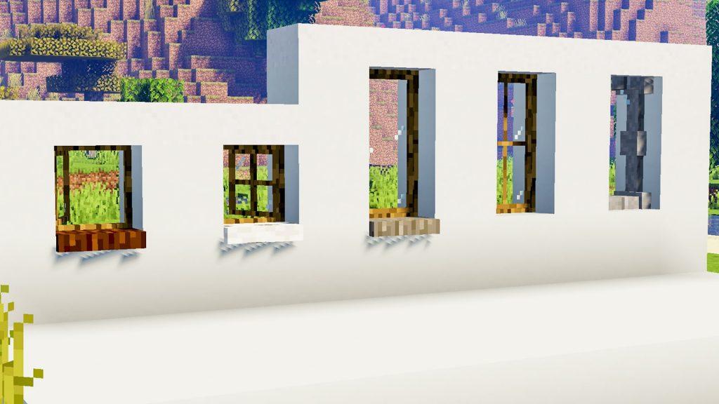 Macaw's Windows