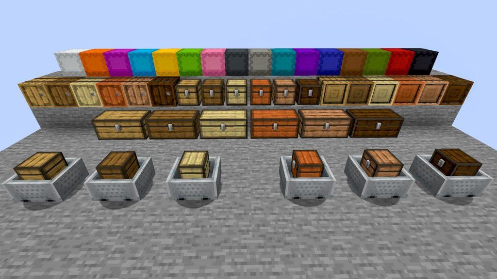Storage Overhaul