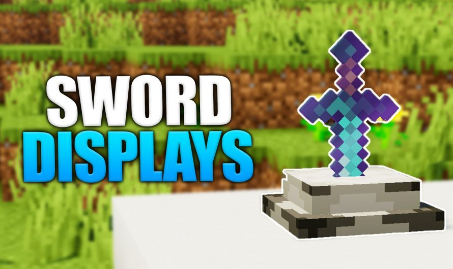 Sword Displays 1.16.2