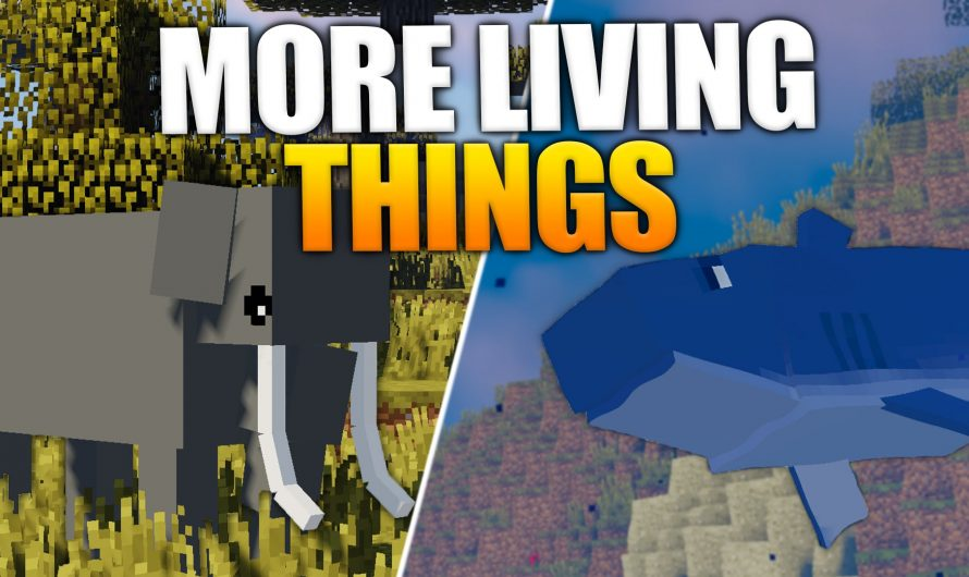 More Living Things 1.16.4