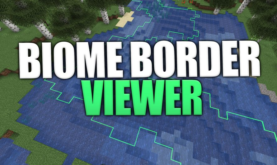 Biome Border Viewer 1.16.4