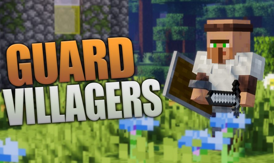 Guard Villagers 1.16.4