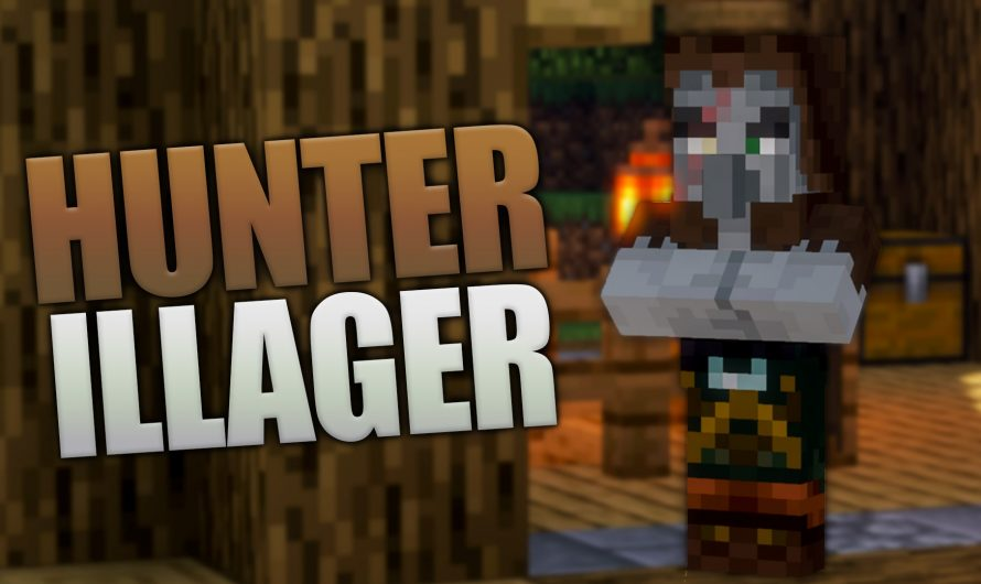 HunterIllager 1.16.4