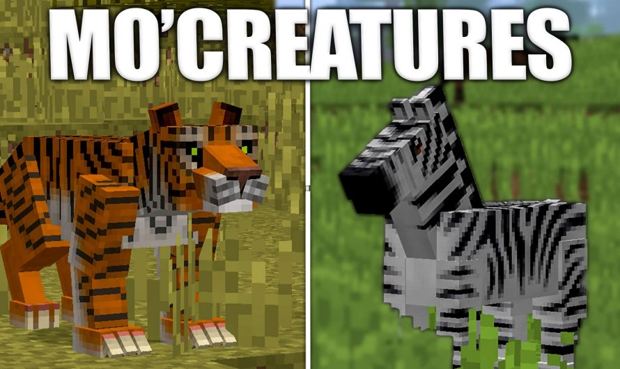 MoCreatures 1.12.2