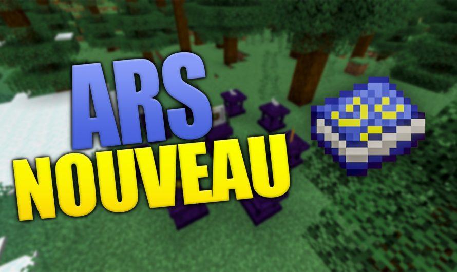 Ars Nouveau 1.16.4