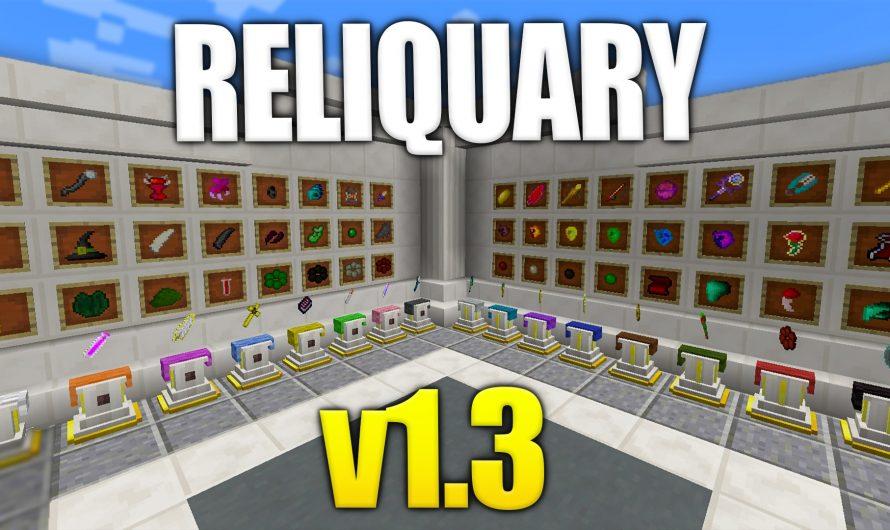 Reliquary v1.3 1.16.4
