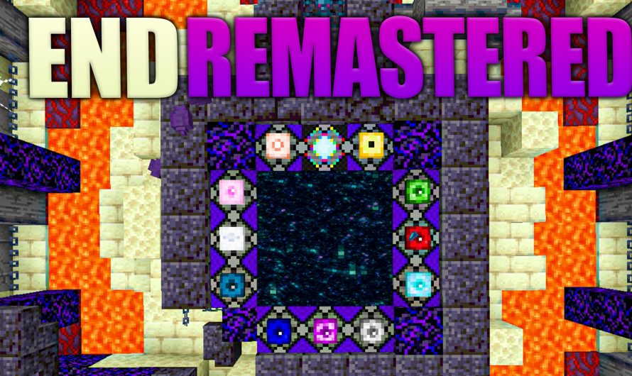End Remastered 1.16.4