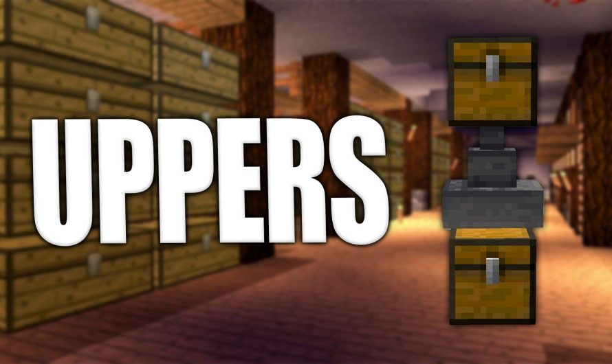 Uppers 1.16.4