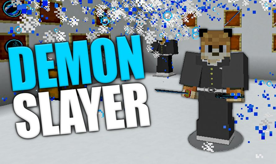 Demon Slayer Mod 1.12.2