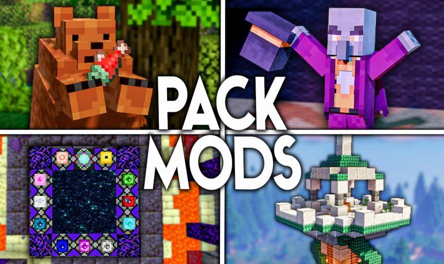 Pack de 25 Mods 1.16.5