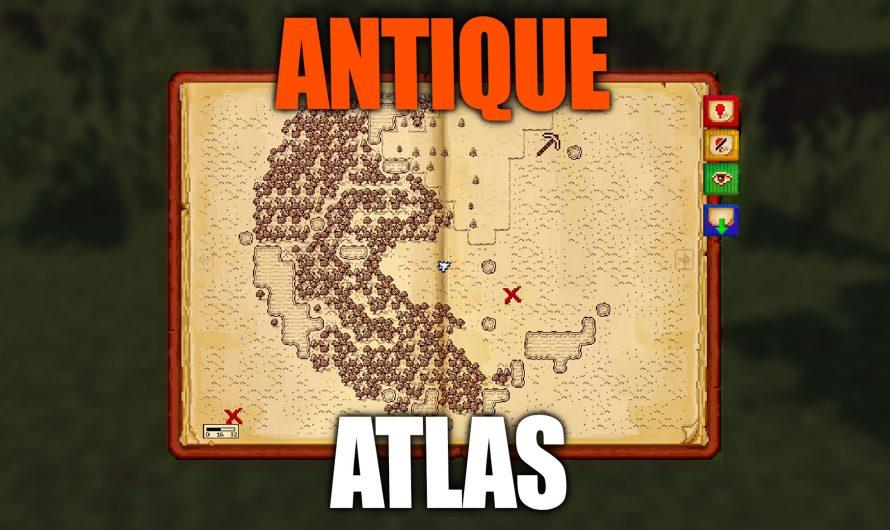 Antique Atlas 1.16.5