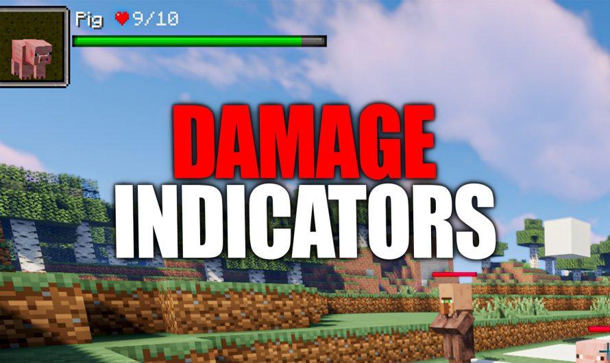ToroHealth Damage Indicators 1.16.5