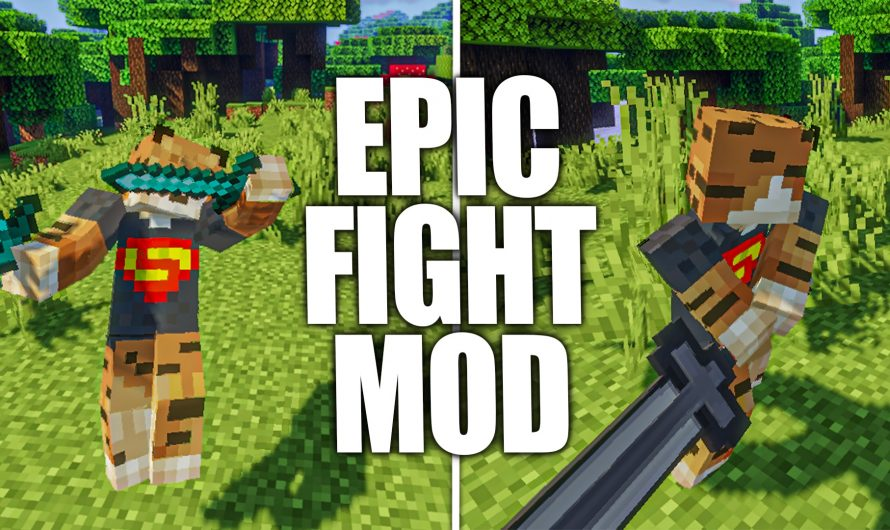 Epic Fight Mod 1.12.2