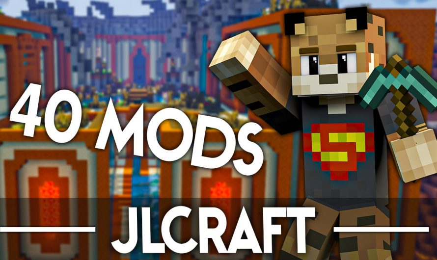 JLCraft 1.16.5