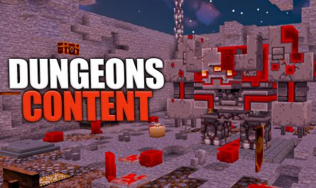 Dungeons Content