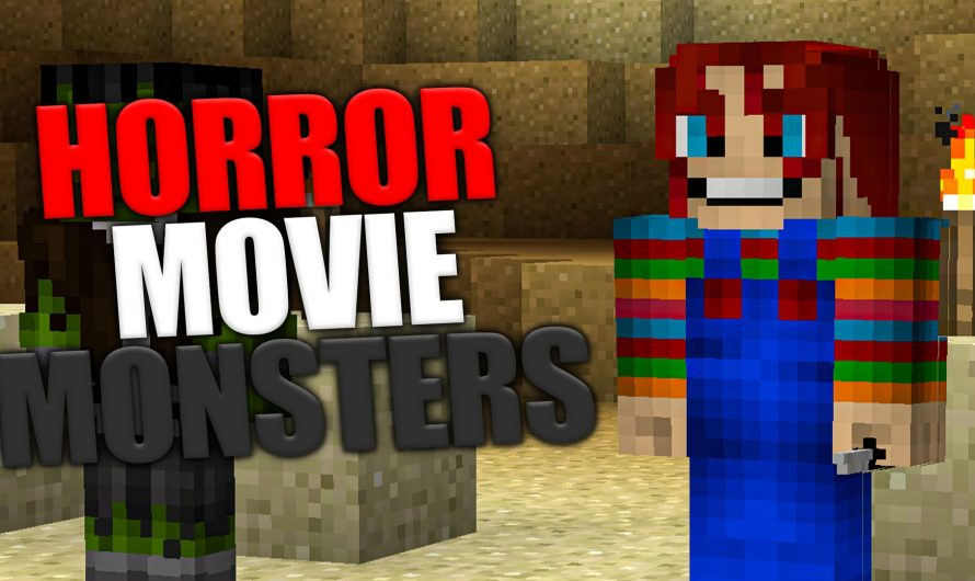 Horror Movie Monsters 1.12.2