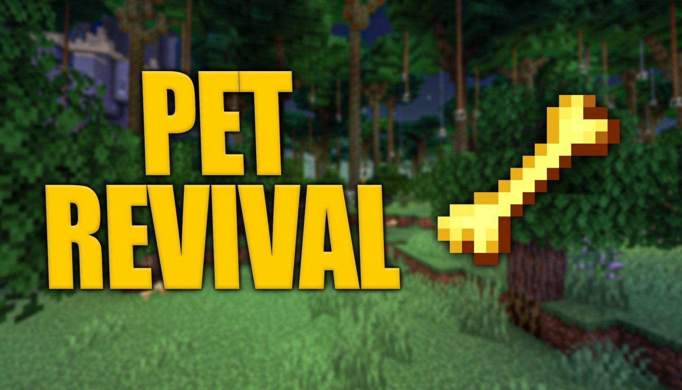 Pet Revival