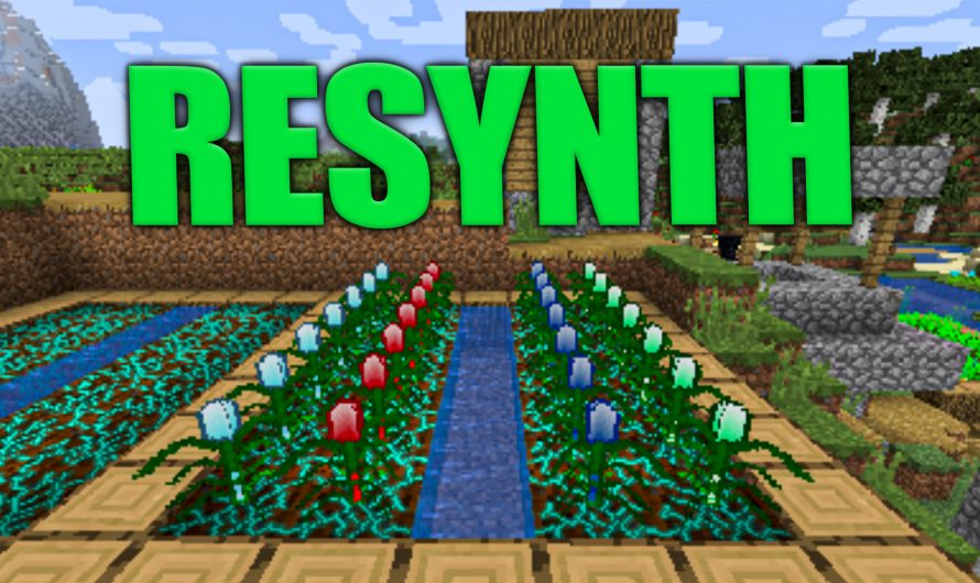 Resynth – Growable Resources