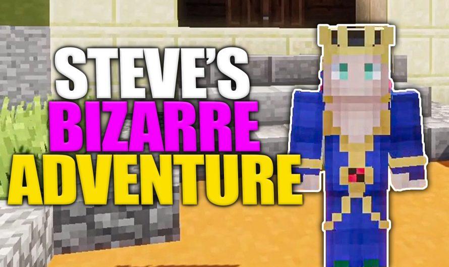 Steve's Bizarre Adventure